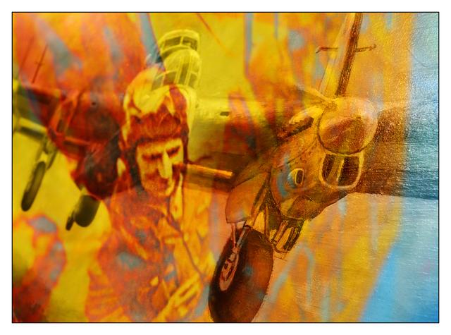 Air Force Museum 2016 4 Multiple Exposure