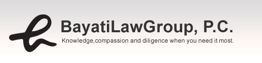 Logo Bayati Law Group, P.C.
