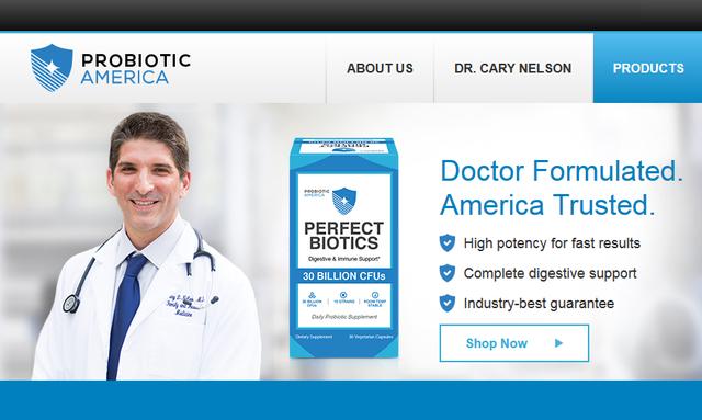 probiotic Perfect Biotics