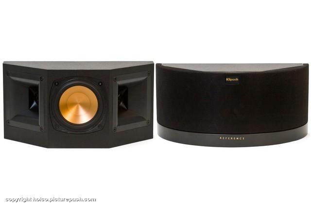 Klipsch-R-14S2 Audio