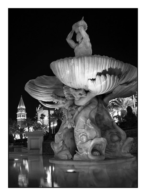 Forum Fountain Vegas Las Vegas