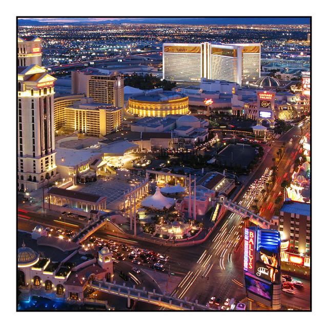 Vegas Below Las Vegas