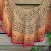 DSC 0110 - Mijn zelf gemaakte sjaals
