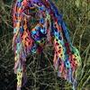 DSC 0135 - Mijn zelf gemaakte sjaals