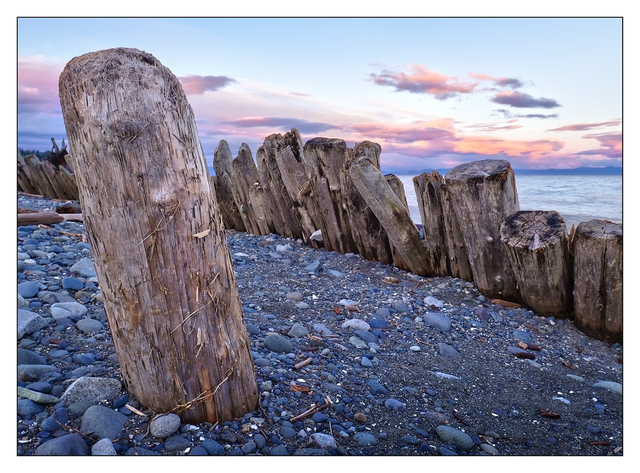 Goose Spit Sunset 2016 2 Comox Valley