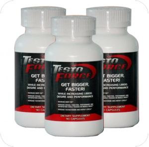 Testoforce Edge Testosterone Booster