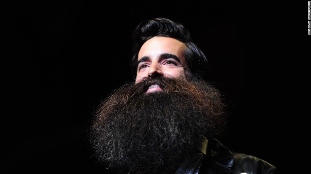 Many salons who do waxing can use beard
