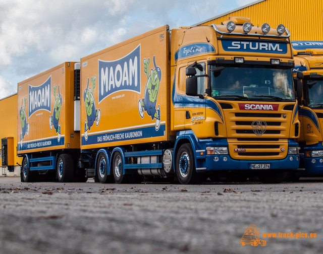 Spedition STURM, Viersen, www.truck-pics.eu-5 Spedition Sturm, internationale Spedition, Frigo Transporte