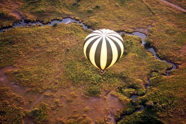 Balloon Safaris in Tanzania Amani Tours & Travel Ltd