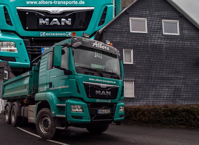 Albers Transporte,, Réne Surek-1 Albers Transporte, MAN, René Surek