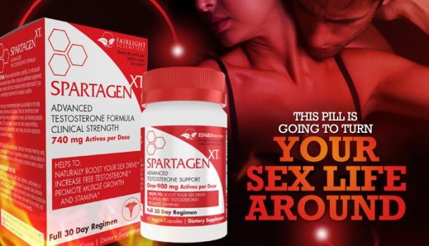 Spartagen XT Testosterone Booster Is Very Best1 Picture Box