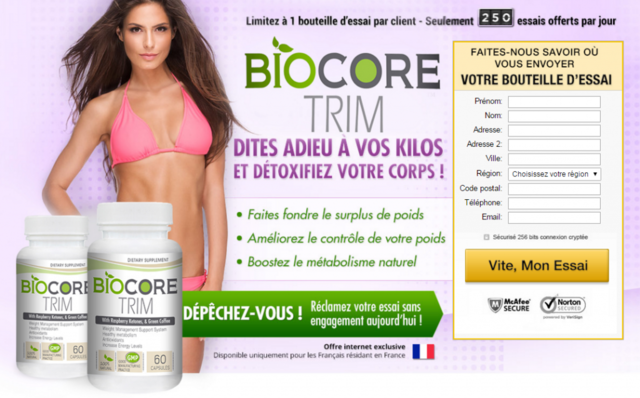 BioCore Trim BioCore Trim