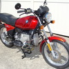 SOLD  #6207474. 1983 BMW R80ST, Red. New Battery, New Master Cylinder. Major 10K Service. Matching numbers, clear title. Clean original bike. Only 21,335 miles.