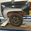 DSC 0197 - Corsa Cabrio aanhanger