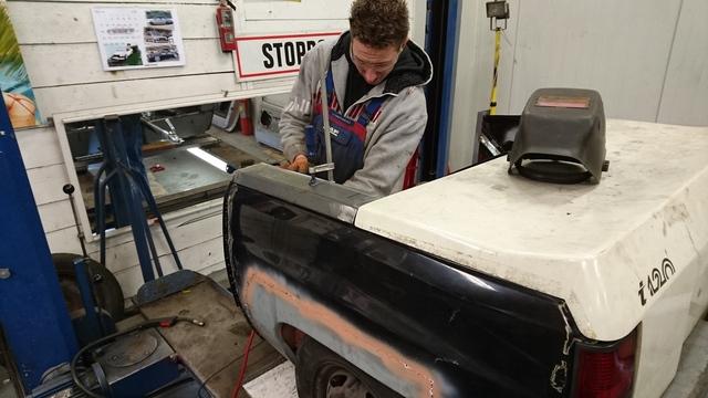 DSC 0334 Corsa Cabrio aanhanger