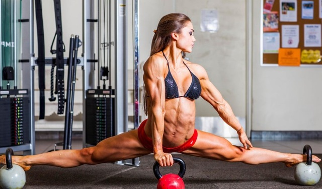 newest muscles you're building bodybuilding