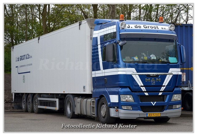 Groot de, J. BX-SJ-63-BorderMaker Richard