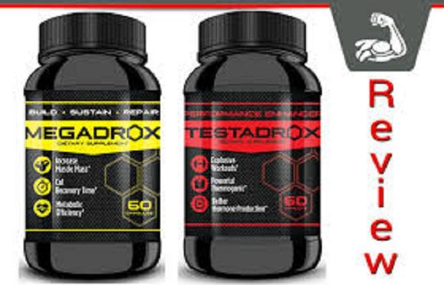 Megadrox And Testadrox-3 Megadrox&Testadrox