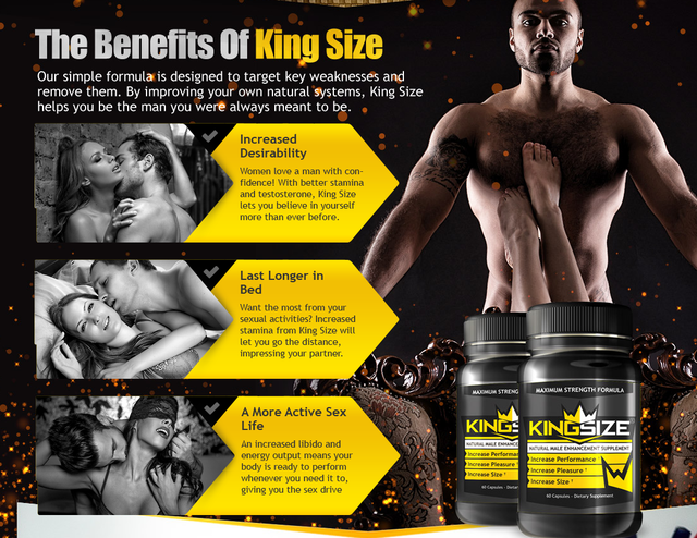 k4 King Size Male Enhancement