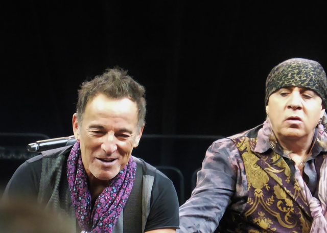 P1350975 Bruce Springsteen - Brooklyn NY 4-23-2016