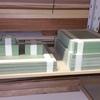 """zaag pakket - Dayton RSS390HO-4 15"""" project"""