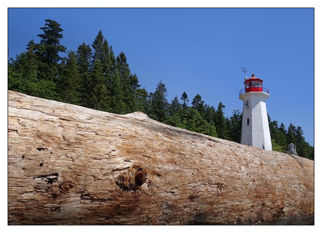 Quadra Lighthouse 2016 01 British Columbia Canada