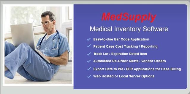 Medsupplysoftware Decision Software Systems