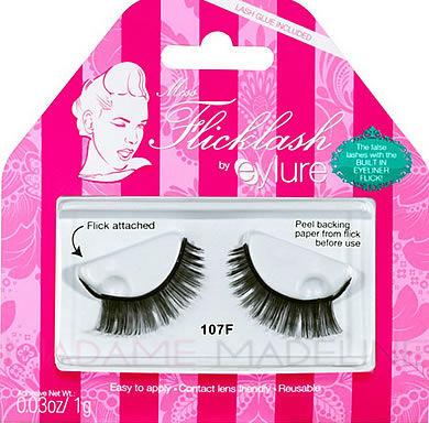 Miss Flicklash 107F Picture Box