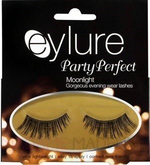 Eylure Party Perfect Gorgeous Evening Wear Lashes  Picture Box