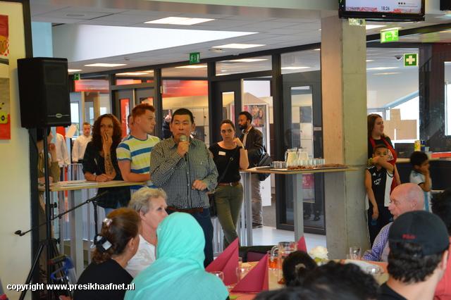 Iftar (1) Iftarmaaltijd Resto van Harte 2016