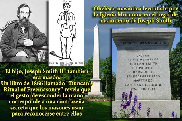 Los orígenes masónicos de la iglesia mormona Picture Box