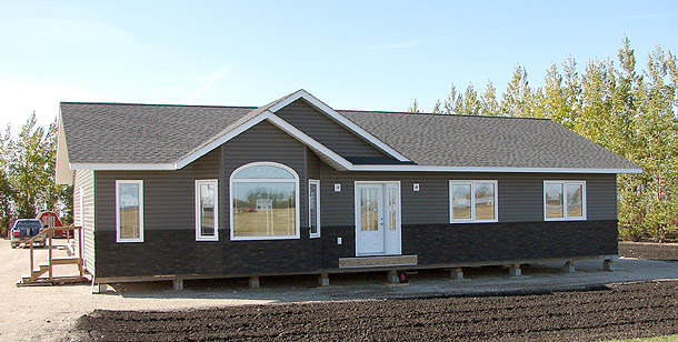 Saskatchewan Cottages RTM homes