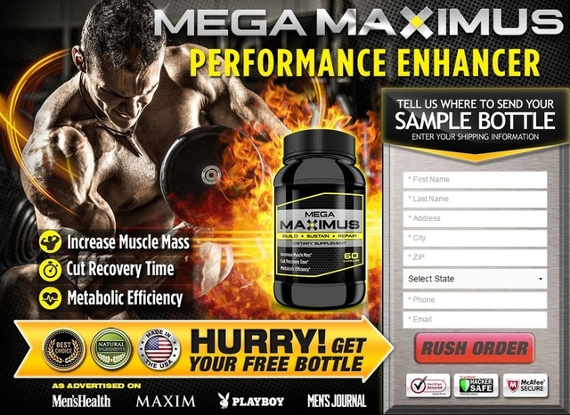 Mega Maximus review http://newhealthsupplement.com/mega-maximus/