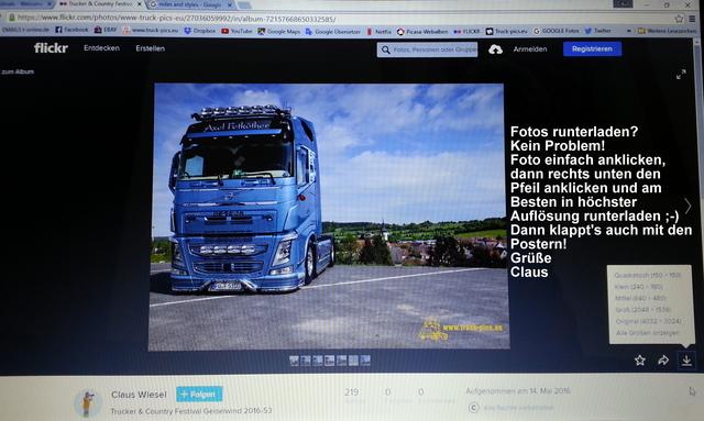 www.truck-pics.eu Wendener Truck Days 2016