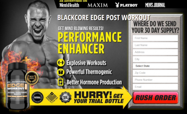 Blackcore Edge Max How much Blackcore Edge Max effective?