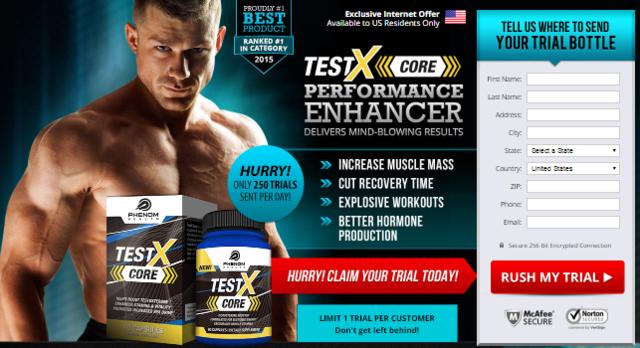 testx core reviews Picture Box