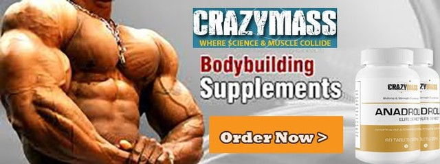 Crazy Mass  -  Increase The Production Of HGH In T Crazy Mass