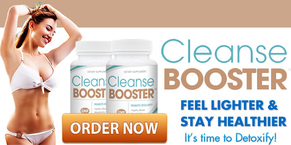 Cleanse Booster Cleanse Booster