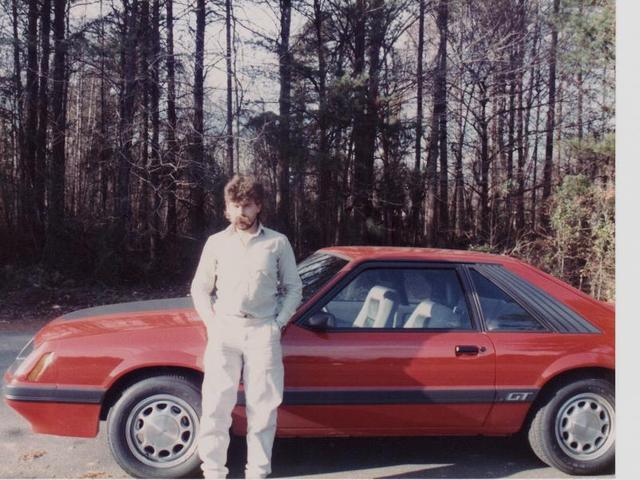 7. Mustang Cars