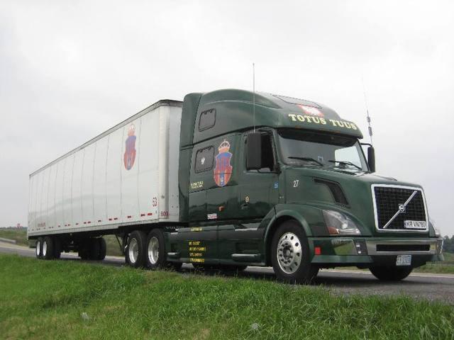 15. Volvo Trucks