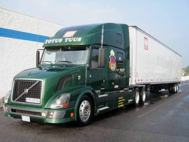 16 Volvo Trucks