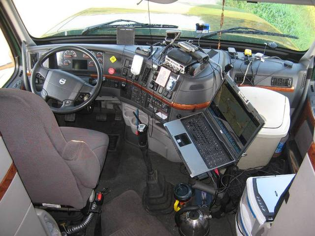 18. Cab Trucks