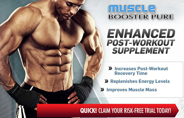 Muscle Booster Pure Muscle Booster Pure