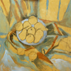 Under-painting thinned oils... - Cezanne