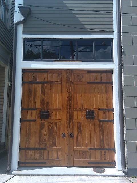 Wooden Windows in Bradford Picture Box