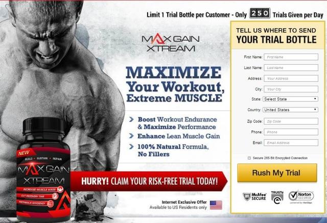 max gain xtreme Max Gain Xtreme
