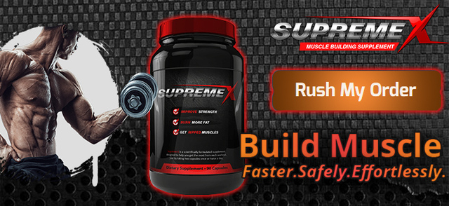 muscle building Supreme http://www.myfitnessfacts.com/supreme-x-muscle/