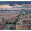 Paris in April - France