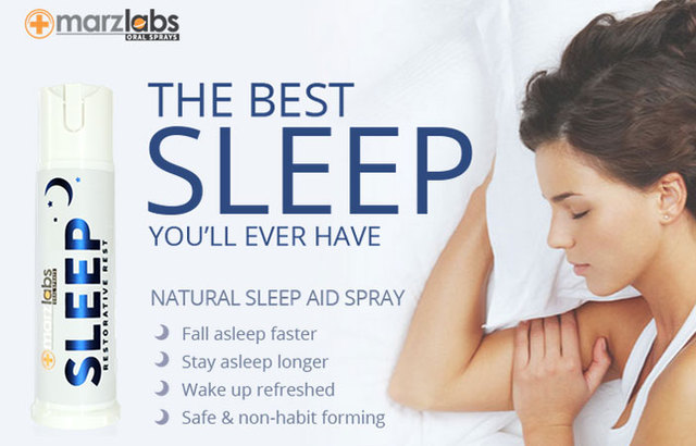 Marz Sleep Spray What are the components of Marz Sleep Spray?