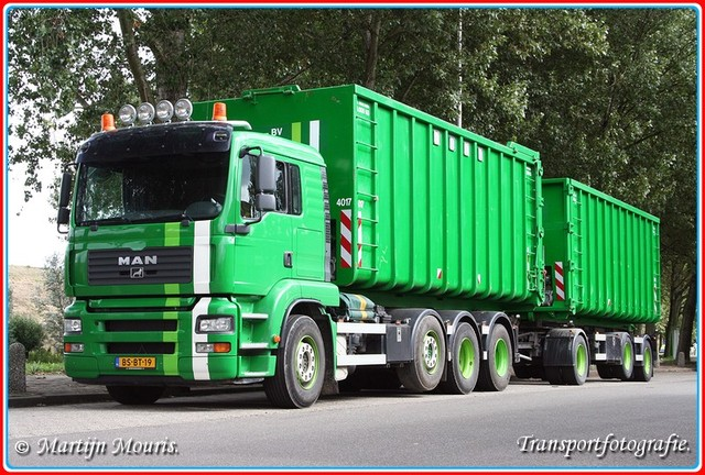 BS-BT-19  B-BorderMaker Container Kippers